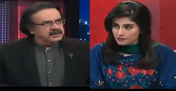 Live With Dr Shahid Masood (Pak Army Action on Pak Afghan Border) - 18th February 2017