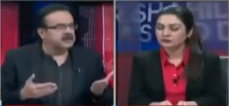 Live With Dr. Shahid Masood (Pak India War, Day One) - 27th February 2019