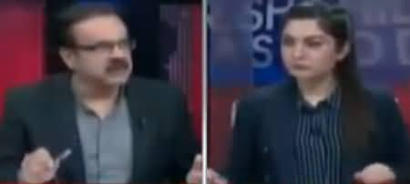 Live with Dr. Shahid Masood (Pak India War, Day Two) - 28th February 2019