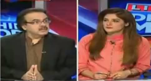 Live With Dr Shahid Masood (Pakistani Politics in London) – 23rd May 2016