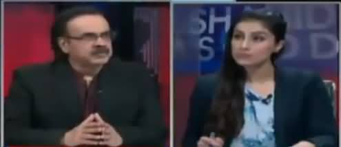 Live with Dr. Shahid Masood (Pakro, Jaane Na Do) - 8th October 2018