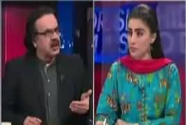 Live With Dr Shahid Masood (Panama Case, Dawn Leaks) – 1st May 2017