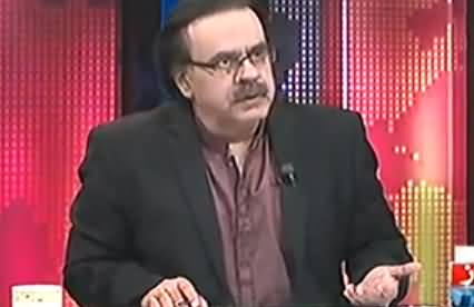 Live With Dr Shahid Masood (Panama Case JIT & Trump in Saudi Arab) – 21st May 2017
