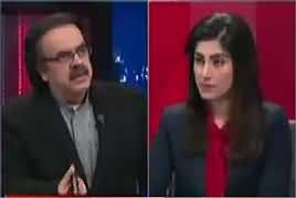 Live With Dr Shahid Masood (Panama Case Ka Kia Hoga?) – 20th February 2017