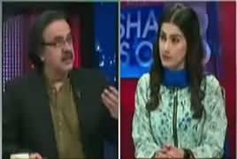 Live With Dr Shahid Masood (Panama Case Ke Faisle Ka Intezar) – 12th March 2017