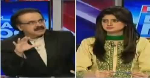Live With Dr Shahid Masood (Panama Case, Nawaz Sharif Talab) – 20th October 2016