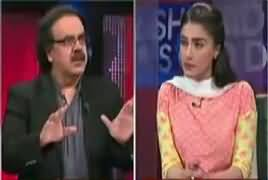 Live With Dr Shahid Masood (Panama Case Verdict, Few Hours Left) – 19th April 2017