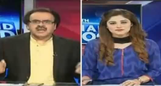 Live With Dr Shahid Masood (Panama Crisis on Peak) – 13th May 2016