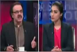 Live With Dr Shahid Masood (Panama Faisle Mein Takheer Kyun?) – 26th July 2017