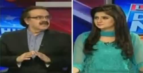 Live With Dr Shahid Masood (Panama Leaks Case) – 3rd November 2016