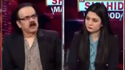 Live with Dr. Shahid Masood (Pandora Papers Leaks) - 4th October 2021