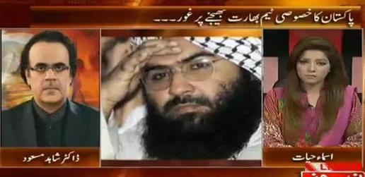 Live With Dr. Shahid Masood (Pathankot Attack: Pakistan Going To Send Special Team to India) – 13th January 2016