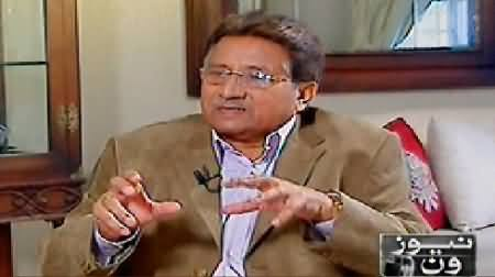 Live With Dr. Shahid Masood (Pervez Musharraf Special Interview) - 17th December 2014