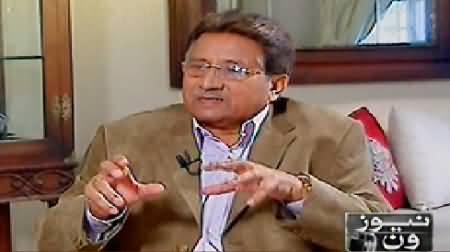 Live With Dr. Shahid Masood REPEAT Part-2 (Pervez Musharraf) - 7th February 2016