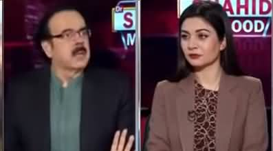 Live with Dr. Shahid Masood (Phir Hera Pheri) - 20th February 2021