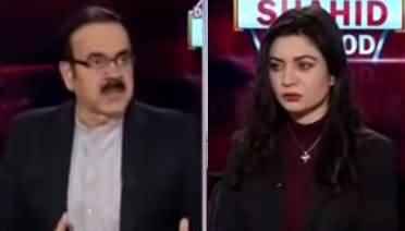 Live with Dr. Shahid Masood (Picture Abhi Baqi Hai) - 19th January 2021