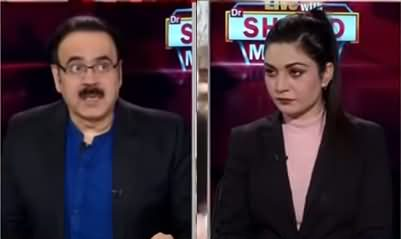 Live with Dr. Shahid Masood (Plans...) - 19th November 2020