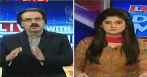 Live With Dr Shahid Masood (PM And Army Chief Meeting) – 17th October 2016