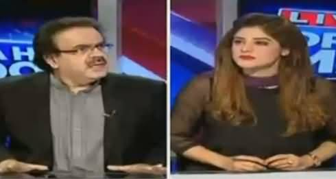 Live With Dr Shahid Masood (PM From London on Video Link) – 30th May 2016