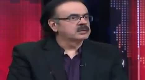Live with Dr. Shahid Masood (PM Imran Khan) - 7th September 2018