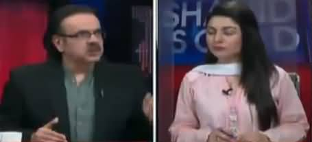 Live With Dr. Shahid Masood (PM Imran Khan's Address) - 31st October 2018