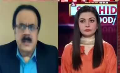 Live with Dr. Shahid Masood (PM Imran Khan Vs All) - 23rd October 2020