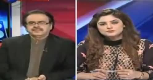 Live With Dr Shahid Masood (PM In Aggressive Mood) – 6th May 2016