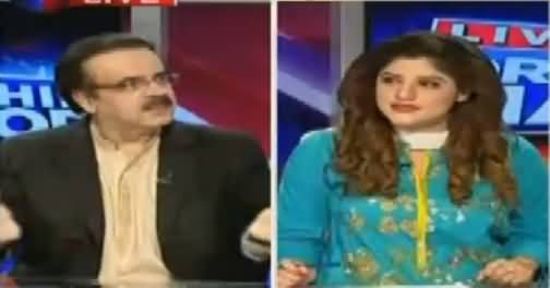 Live With Dr Shahid Masood (PM In Islamabad, AJK Elections) – 21st July 2016