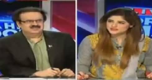 Live With Dr Shahid Masood (PM Nawaz Sharif Speech) – 4th August 2016