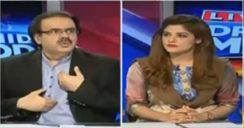 Live With Dr Shahid Masood (PM Stay in London Extended) – 27th May 2016