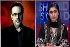 Live With Dr Shahid Masood (PMLN Ka Hungama) – 13th October 2017