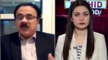 Live with Dr. Shahid Masood (Political Game) - 15th December 2020