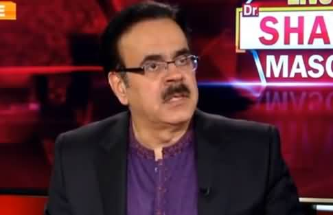Live with Dr. Shahid Masood (Preparations of Big War) - 26th August 2019