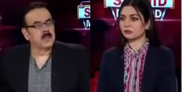 Live with Dr. Shahid Masood (Prime Minister Should Take Decision) - 11th July 2020