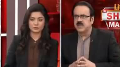 Live with Dr. Shahid Masood (Projects...) - 28th March 2021