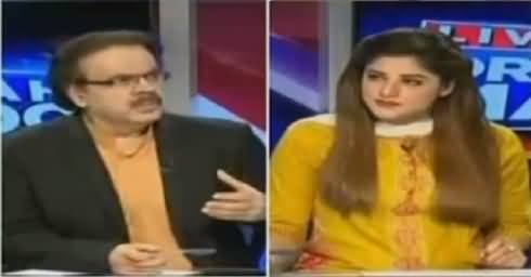 Live With Dr Shahid Masood (Protest After Eid) – 5th July 2016