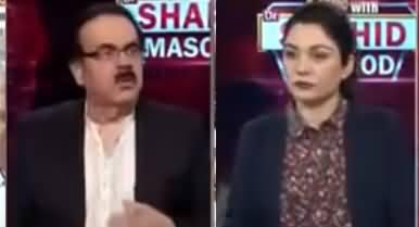 Live with Dr. Shahid Masood (PTI Govt's Third Budget, B3W) - 12th June 2021