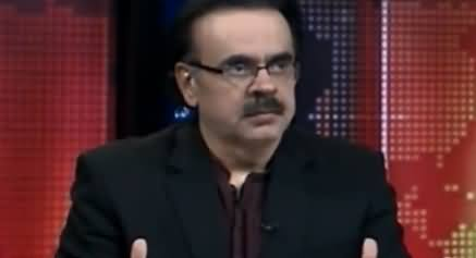 Live with Dr. Shahid Masood (PTI Mini Budget) - 18th September 2018