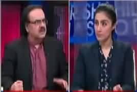 Live With Dr Shahid Masood (Punjab Se Nahi Jayon Gi) – 15th September 2017