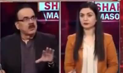 Live with Dr. Shahid Masood (Purana Khail, Nai Bisaat) - 15th September 2021