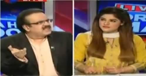 Live With Dr Shahid Masood (Qaumi Assembly Ka Ejlas) – 10th August 2016