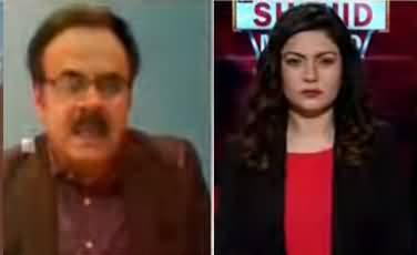 Live With Dr. Shahid Masood (Qaumi Salamati) - 13th March 2020