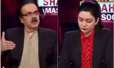 Live with Dr. Shahid Masood (Question...) - 31st July 2021