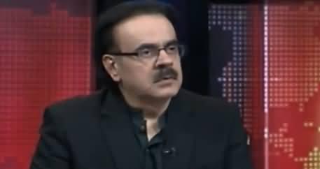 Live with Dr. Shahid Masood (NRO, Rana Mashood) - 3rd October 2018