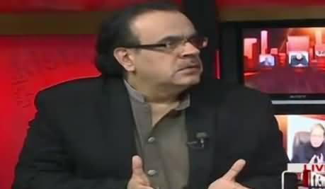Live With Dr. Shahid Masood (Rangers Extensions in Karachi) – 8th December 2015