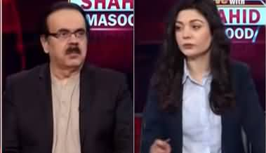 Live with Dr. Shahid Masood (Red Alert) - 28th June 2021