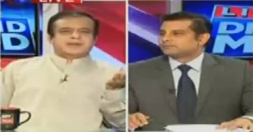 Live With Dr Shahid Masood (Reference Against Jahangir Tareen) – 18th August 2016