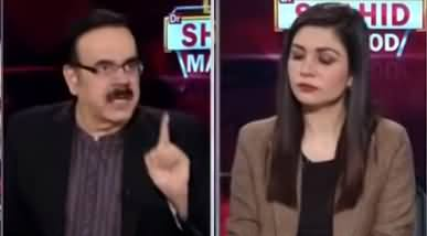 Live with Dr. Shahid Masood (Regional Politics) - 22nd September 2020