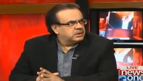 Live With Dr. Shahid Masood [REPEAT] (Federal Govt Vs Sindh Govt) – 25th December 2015