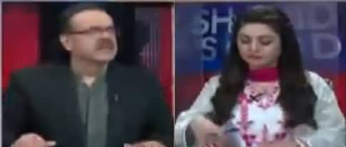 Live With Dr. Shahid Masood (Riasat Aage, Badmashia Peeche) - 9th November 2018
